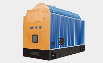 DZH series Biomass Fuel Moving Grate Boiler