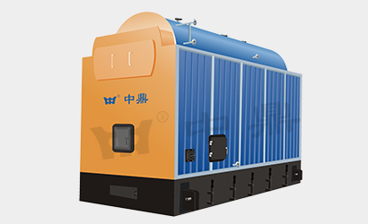 DZH Series Coal Fired Steam Boiler
