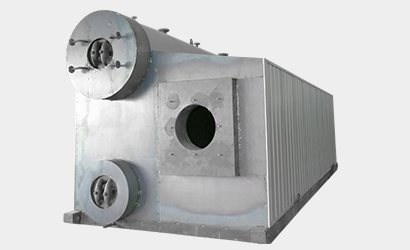 SZS Series Oil Gas Fired Hot Water Boiler